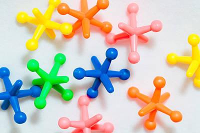 Plastic Toys Art Print