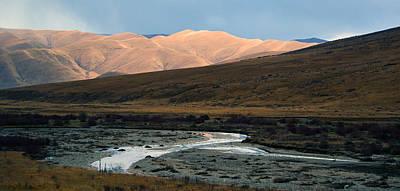 Photograph - Plateau Scenery by Yue Wang