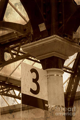Photograph - Platform Three by Valerie Reeves