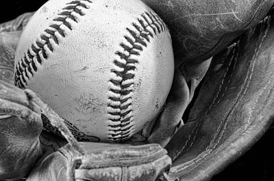 Photograph - Play Ball by Don Schwartz