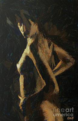 Play Of Light Art Print by Dragica  Micki Fortuna