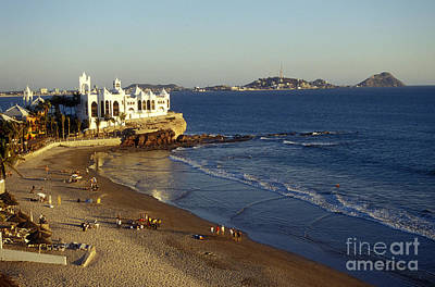 Photograph - Playa Gaviotas Mazatlan by John  Mitchell