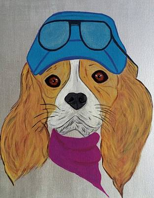 Painting - Playboy by Surbhi Grover