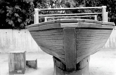 Photograph - Playground Boat by Lynn England