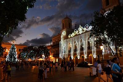 Photograph - Plaza De Armas 5 by Ricardo J Ruiz de Porras