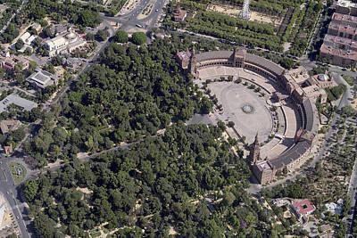 Al Andalus Photograph - Plaza De España by Blom ASA
