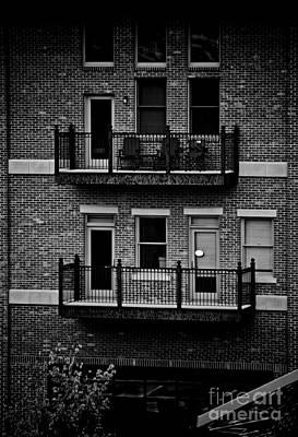 Photograph - Plaza View by Fred Lassmann