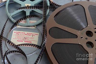 Rewind Photograph - Please Rewind by Paul Ward