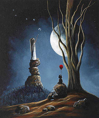 Surreal Art Print By Shawna Erback Art Print