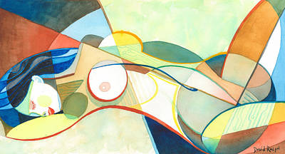 Painting - Pleasure by David Ralph