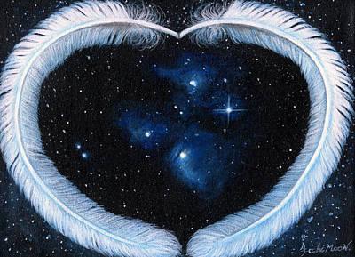 Pleiades Original by Acchi Aya Sanchez