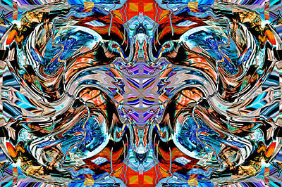Portal Photograph - Pleistocene Dreamt Future 2013 by James Warren