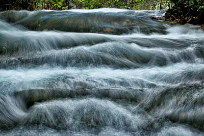 Photograph - Plitvice Cascades by Stuart Litoff