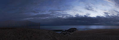 Photograph - Plum Island Pano by Rick Mosher