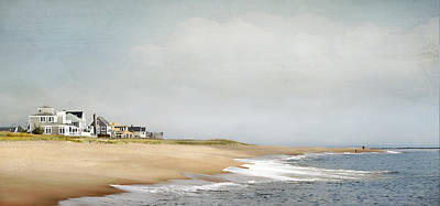 Photograph - Plum Island Picnic by Karen Lynch