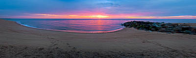 Photograph - Plum Island Sunrise by Rick Mosher
