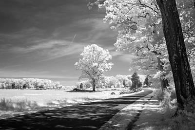 Photograph - Plum Run Ir0052 by Guy Whiteley