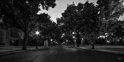 Plum Street To Franklin Square Art Print by Everet Regal