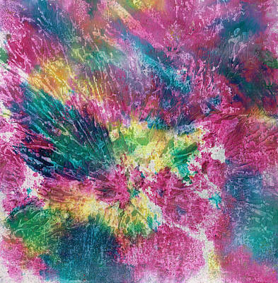 Plume Mixed Media - Plumes 2 by Nicole Henne