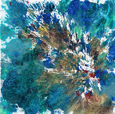 Plume Mixed Media - Plumes by Nicole Henne