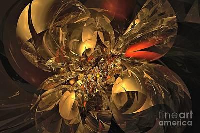 Digital Art - Plundered Treasure 2 by Doug Morgan