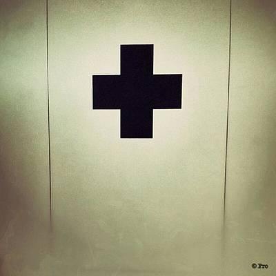 Plus Photograph - Plus #art #fro #cross #plus #artgram by Alexander Fro