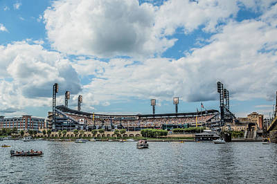 Photograph - Pnc Park Pittsburgh by Erwin Spinner