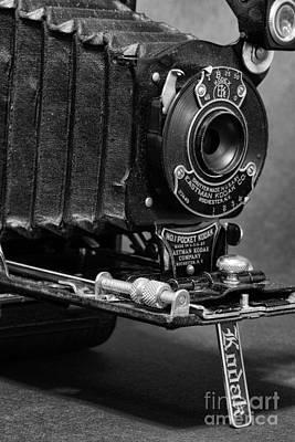 Pocket Kodak Art Print