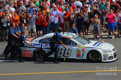 Photograph - Pocono Sweep 2014 by Tony Cooper
