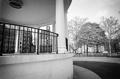 Photograph - Poe Pavillon 2 by Dave Beckerman