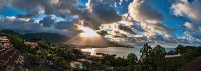 Photograph - Poha Kea Sunset by Dan McManus