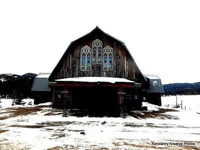 Photograph - Poineer Church by Misty Herrick