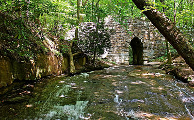 Photograph - Poinsett Bridge by Bellesouth Studio