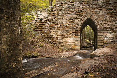 Photograph - Poinsett Bridge by Cindy Rubin
