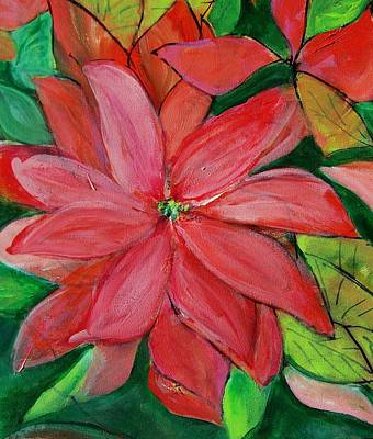 Poinsettia Razzle Dazzle Original
