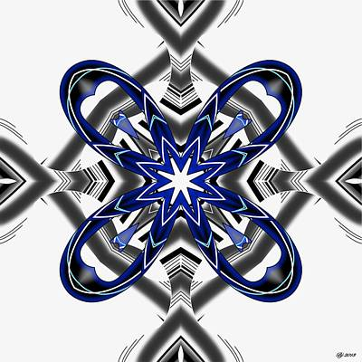 Digital Art - Point Break 1 by Brian Johnson
