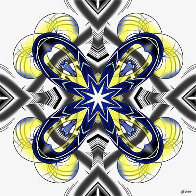 Digital Art - Point Break 2 by Brian Johnson