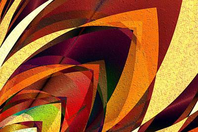 Digital Art - Point by Kiki Art