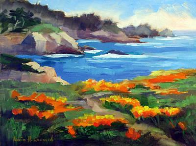 Point Lobos Spring Original