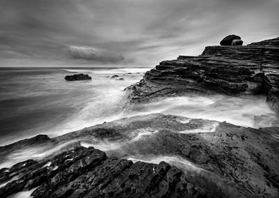 Photograph - Point Loma Tide Pools by Alexander Kunz