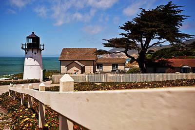 Point Montara Lighthouse, Montara, San Art Print
