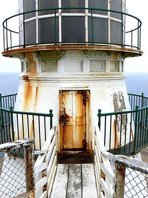Point Reyes Historic Lighthouse Art Print