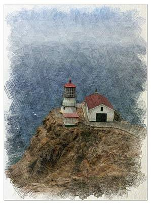 Point Reyes Lighthouse Original
