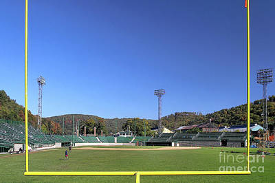 Photograph - Point Stadium - Johnstown by John Waclo