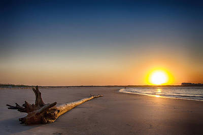 Photograph - Pointing To Sunrise by Alan Raasch