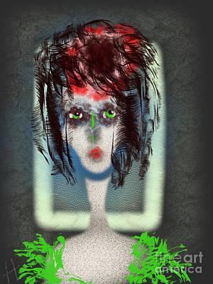 Poison Ivy Art Print by Hayrettin Karaerkek