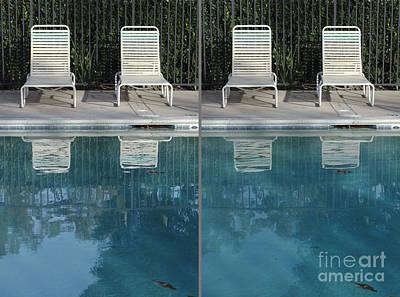 Polarization In Photography Art Print