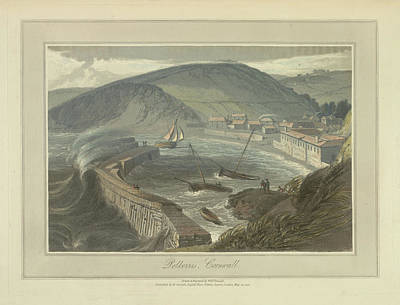 Polkerris Art Print by British Library