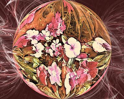 Pollen Power Art Print