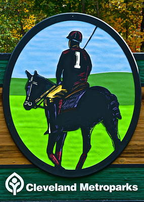 Photograph - Polo Anyone by Frozen in Time Fine Art Photography